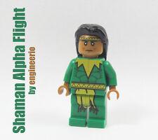 LEGO Custom -- Shaman -- Alpha Flight Super heroes mini figure marvel X-Men