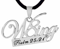 4031276 W8ing Purity Necklace Abstinence Waiting For Marriage Promise Pledge Vow on Sale