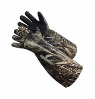 Glacier Glove Elbow Length Camo Decoy Glove Large Free Shipping