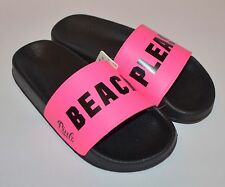16bfb8827d5a1 item 3 NEW VICTORIA S SECRET HOT PINK BEACH PLEASE SLIDES FLIP FLOPS SANDALS  SMALL 5 6 -NEW VICTORIA S SECRET HOT PINK BEACH PLEASE SLIDES FLIP FLOPS ...