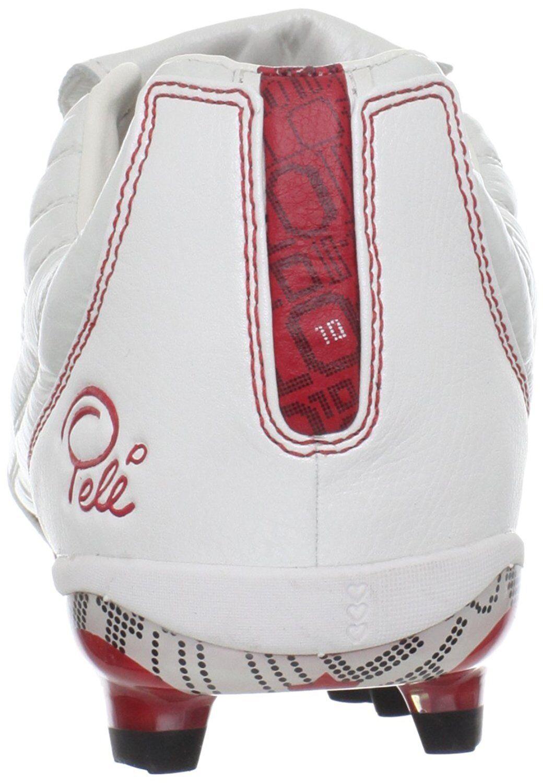 Pele Sports 1970 FG MS Weiß rot Soccer Fussball Fussball Fussball Schuhe 40 41 5 48 7 8 13 WM dd47b3