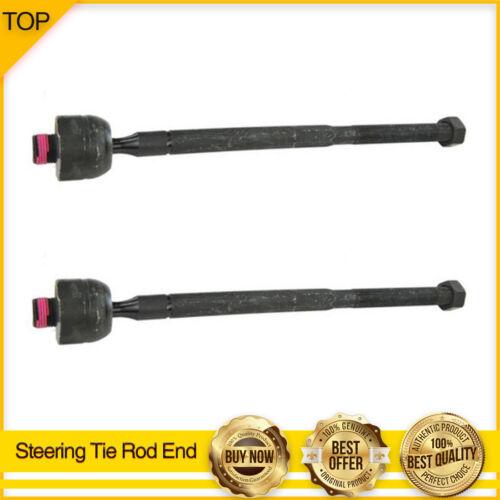 2X Steering Tie Rod Ends FRONT INNER for 11-16 CHEVROLET SILVERADO 2500 HD