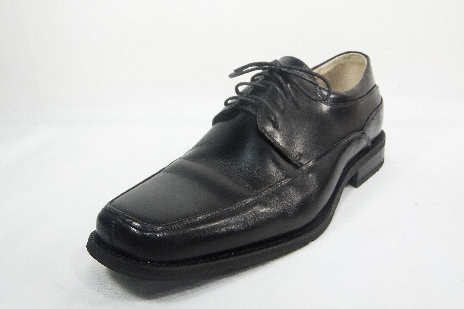 Florsheim Cortland Leather Classic Dress Black Men's shoes Size 11D(M) 14051-001