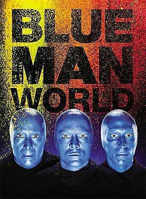 1 of 1 - Blue Man World, Blue Man Group, Very Good condition, Book