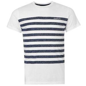 T-shirt Homme Pierre Cardin (du S Au Xxl) (taille Grand) Neuf Les Clients D'Abord
