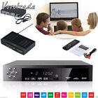 EU/UK Full HD 1080P DVB-T2 S2 Video Broadcasting Satellite Receiver Box TV
