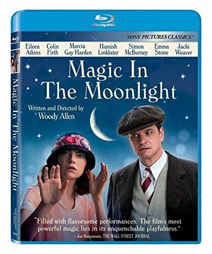 Magic in the Moonlight [Blu-ray] NEW!