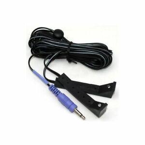 TiVo-2-Head-IR-Blaster-Control-Cable-Emitter-Purple-Black-Part-A00009-2