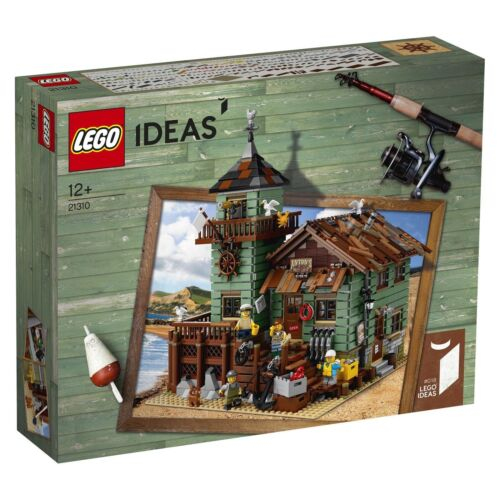 LEGO 21310 Old Fishing Store Brand New Ideas Modular