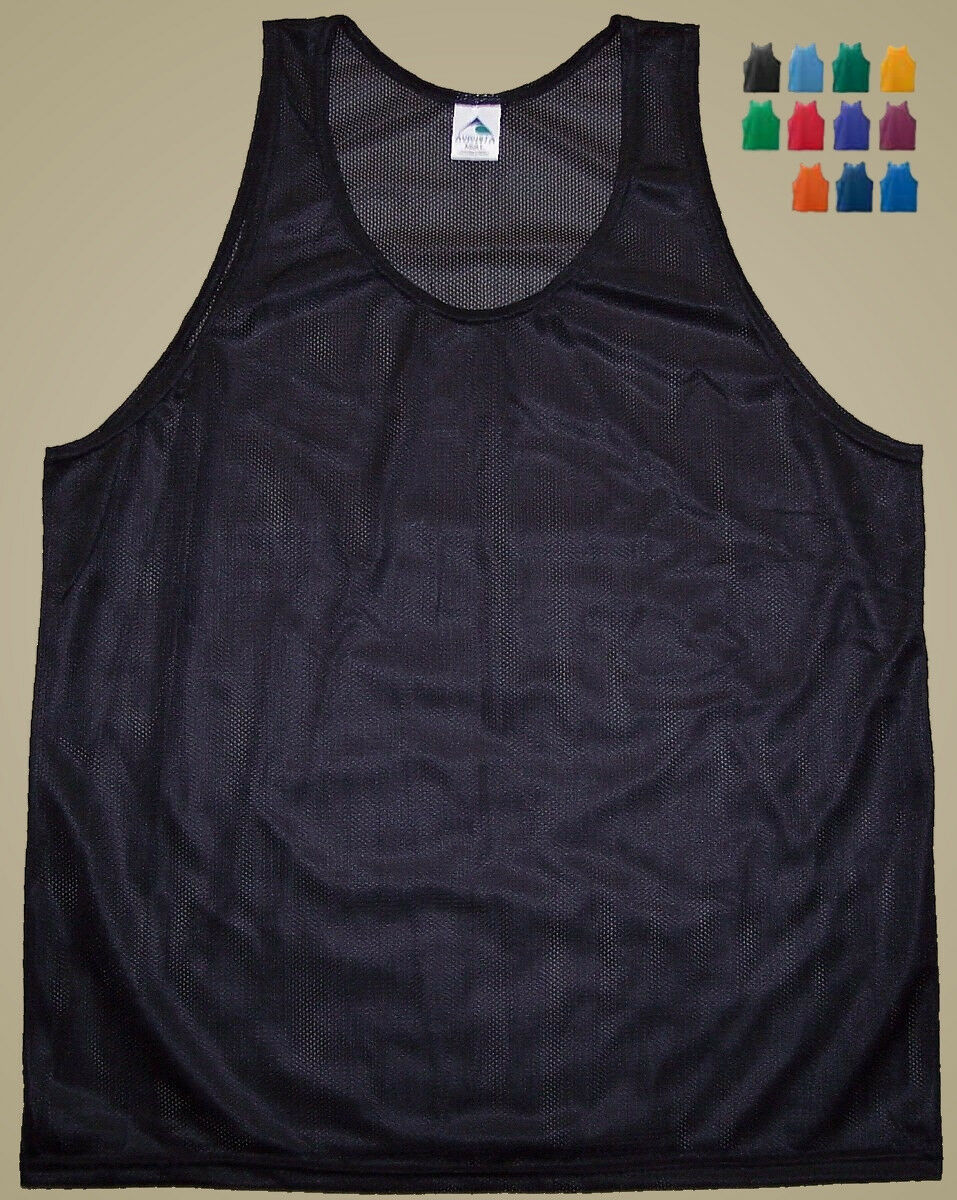 Mini Mesh Tank Top by Augusta Men's 2XL Limited Quantities Only 2 Colors Left
