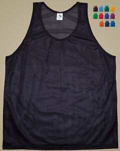 Mini-Mesh-Tank-Top-by-Augusta-Men-039-s-Small-2-Colors-Limited-Quantities