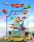 Disney Planes - Buch zum Film von Walt Disney (2013, Gebundene Ausgabe)