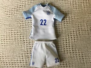 best service 48ca3 598be Details about KODOXO 12 Inch Soccer Figure Manchester United England Marcus  Rashford Jersey