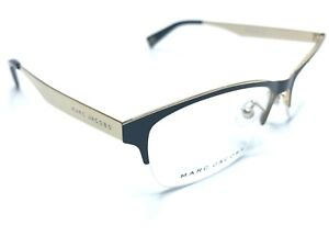 0dbb2effa3 Image is loading Marc-Jacobs-Eyeglass-Frames-MARC-201-807-Black-