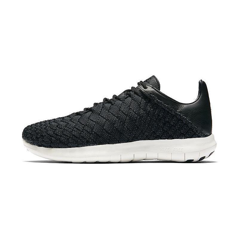 Nike nikelab Free inneva Woven Motion hombres negro / blanco 894989-002 hombres Motion es comodo 80f6ff