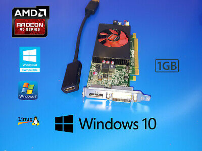 DP to HDMI Cable Dell Inspiron 660s 620s 580s 560s 546s SFF FirePro Video Card