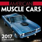 American Muscle Cars 2017 16-month Calendar September 2016 Through December 201