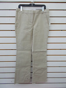 cbbf2abab6b Girls Dockers Uniform Khaki or Navy Str Sk Bootcut Pants Plus Size 10.5 -  20.5