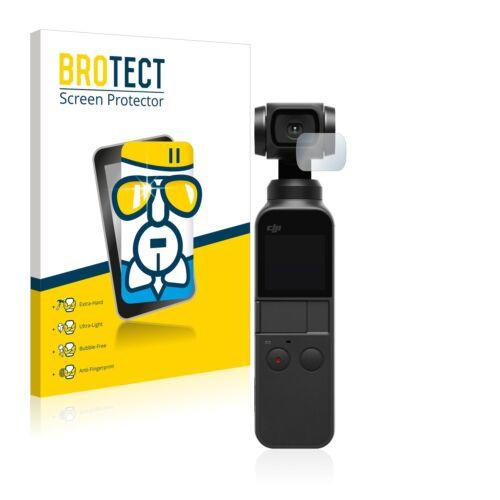 protección cristal blindado lámina Airglass tanques lámina DJI Osmo Pocket lente