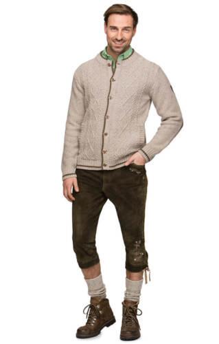 Stockerpoint Costumes Gilet tricot veste nature