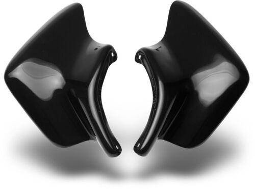 NEW HONDA TRX450R TRX 450R 04-14 PLASTIC BLACK RACE FRONT FENDERS
