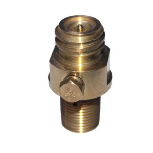 Ventil Adapter Sodastream Für Soda Stream Tank Hersteller Refill CO2 Zubehör
