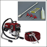 Titan Impact 540 Skid Airless Sprayer 805-001 With Free Spray Pack