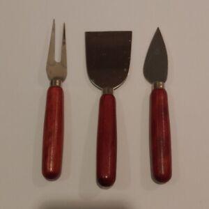 Set-of-3-Vintage-Cheese-Utensils-Knife-Spatula-Fork