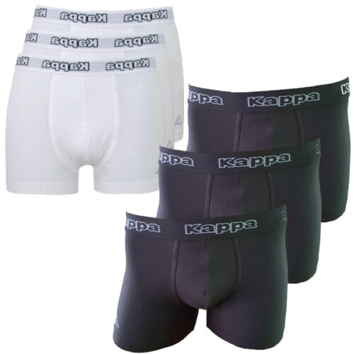 Kappa Boxershorts 3er Unterwäsche S-5XL 6er oder 9er Pack Unterhosen