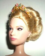 NUDE Disney Store Wedding Cinderella Film collection Doll Live Action Lily James
