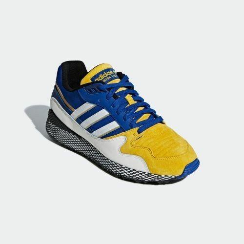 Adidas Dragon ball Z Ultra Tech Vegeta D97054 Men5.5 = WM6.5 =23.5cm bluee yellow