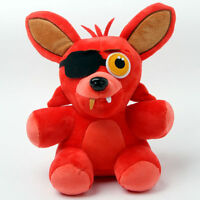 10 Horror Game Fnaf Five Nights At Freddy's Foxy Pirate Plush Toy Stuffed Doll