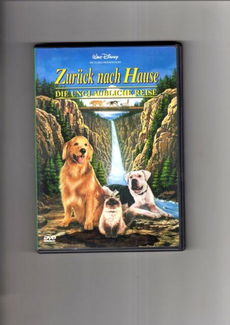 Zurück nach Hause - Die unglaubliche Reise - Walt Disney DVD n1248