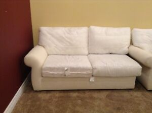 Pottery Barn Pearce Couch Sofa Sectional Left Arm Loveseat