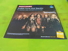 NIGHTWISH - ENDLESS FORMS MOST !!!!PLV 30 X 30 CM !!INSTORE PAPER DISPLAY