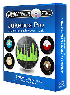 Music Jukebox Cd Mp3 Organizer Media Player Software