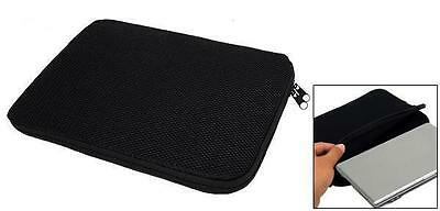 "10"" 12"" 13"" 14"" 15"" 17"" Hot Black Laptop Soft Sleeve Case Pouch For HP Dell Acer"