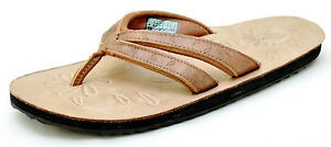 fe3b8d542e3d Keen FLORENCE II Brown Tan Flip Flops Thongs Sandals Shoes Women s 5 ...