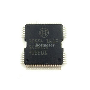 Image is loading BOSCH-30554-Motor-ECU-Driver-IC-QFP-64