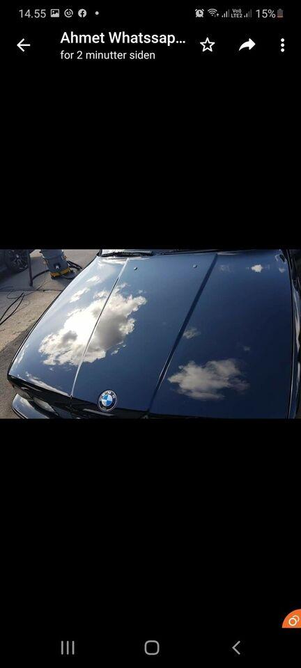 Komplet Klargøringshal Car Wash koncept