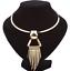 Fashion-Crystal-Necklace-Bib-Choker-Chain-Chunk-Statement-Pendant-Women-Jewelry thumbnail 82