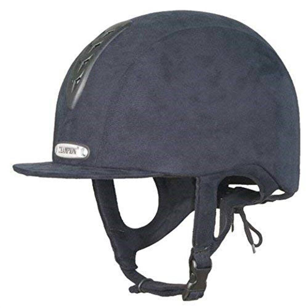 Champion Junior X-air Hat Plus - Navy - 6 5 8