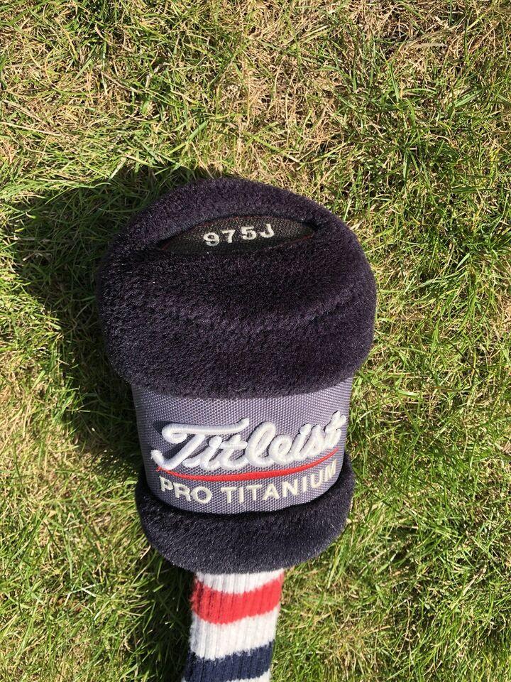 Grafit golfjern, Titleist