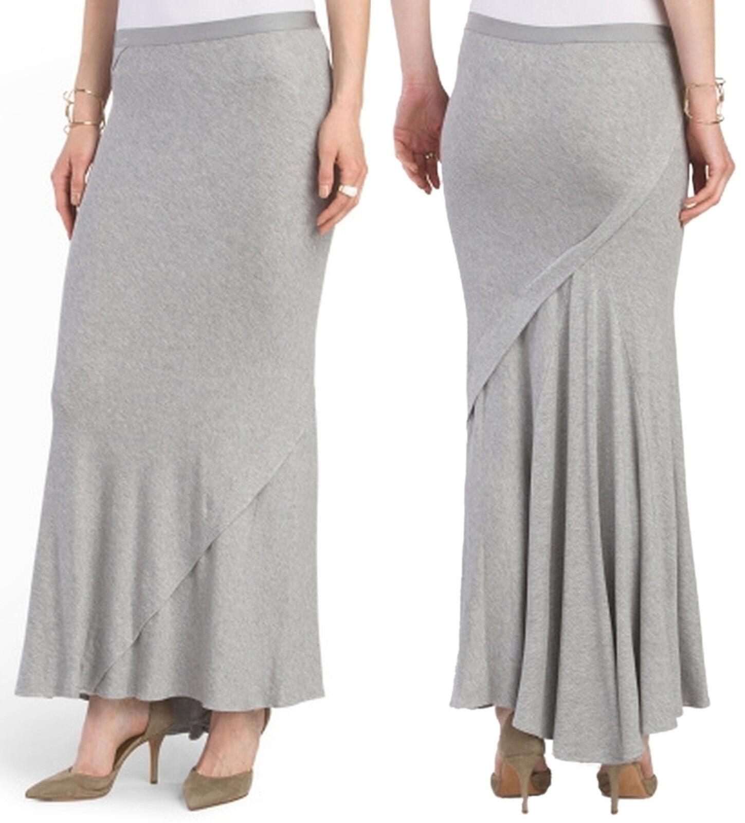 NWT Haute Hippie Marianne Jersey Maxi Skirt Size M