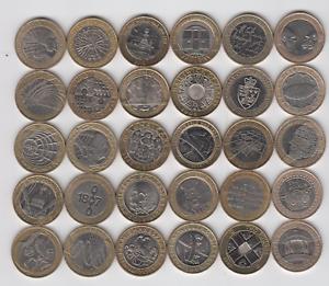 Münze Zwei Pfund Münzen Große Auswahl Ihrer Wahl Ebay