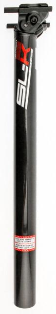 FSA SL-K ITC  SB20/-10 Bike Seatpost 31.6mm X 350mm UD Carbon Black Red K NEW