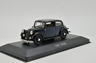 1:43 Altaya Mercedes Collection Mercedes 130 1934 darkblue//black