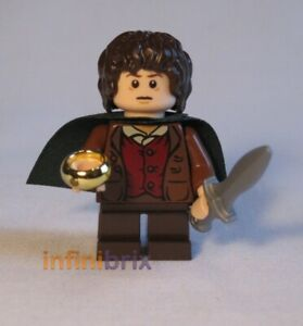 Lego-Frodo-Baggins-Minifigure-from-Set-9472-Lord-of-the-Rings-NEW-lor028