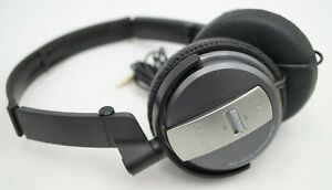 Sony MDR-NC7 Active Noise Cancelling Headphones   Tested, Works   Great Cond.