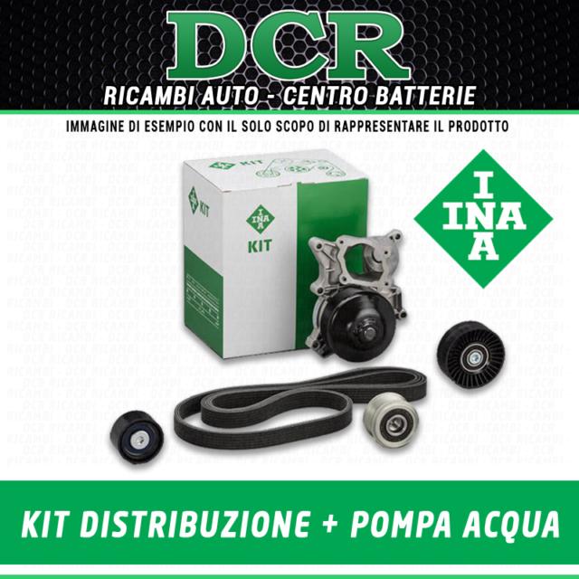 Pompa acqua + Kit distribuzione INA 530050230 HYUNDAI SANTA FÉ I (SM) 2.0 CRDi